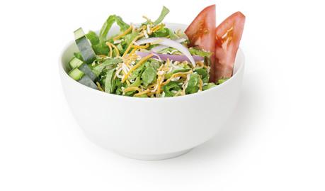 slide 19Garden Salad