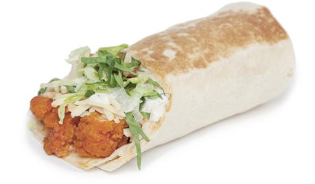 slide 6Buffalo Chicken Wrap
