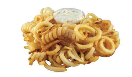slide 17Feta Fries